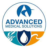 Advance Medical Solutions Logo