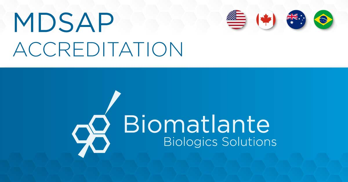 mdsap accreditation for biomatlante